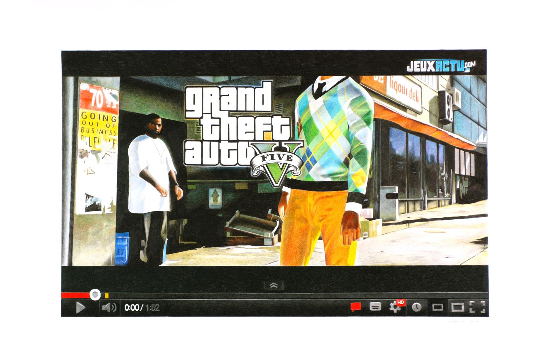 GTA 5, 2013