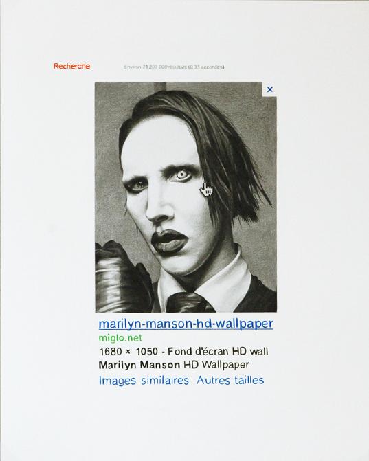 Marilyn Manson, 2012