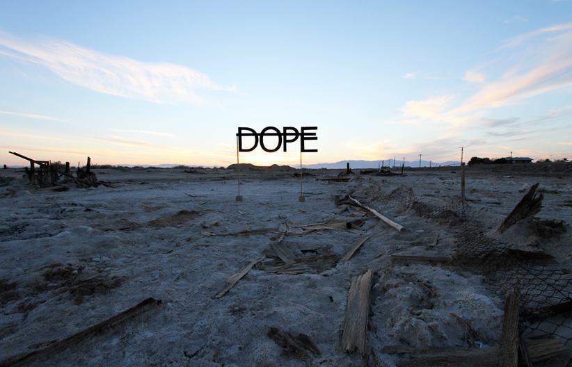 Sans titre (DOPE), 2013