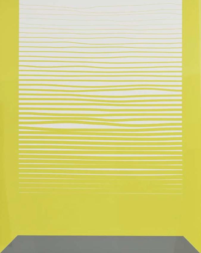 Sans titre (Venetian blind), 2009