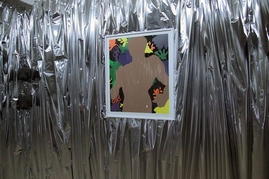 Gary HUME. Vicious, 2010. Impression jet d'encre 12 couleurs sur papier Somerset 410 g.  \12 colors inkjet print on 410 g. Somerset paper. 89 x 75 cm. Edition de 250. Production Coriander Studios, Londres. Courtesy Counter Editions