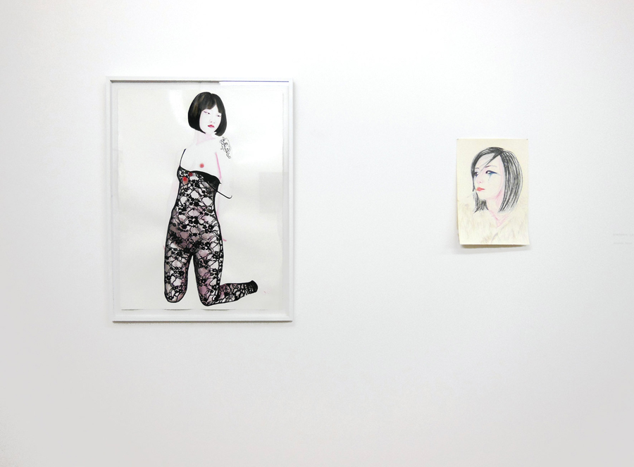 FREDERIC LEGLISE        Juning (1), 2011 & Nan, 2012