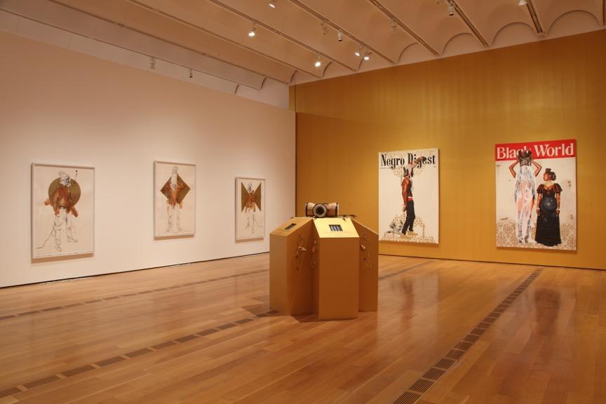 Imagining New Worlds, High Museum of Art, 2015