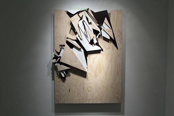 ∇, Galerie Alice, Brussels, 2016