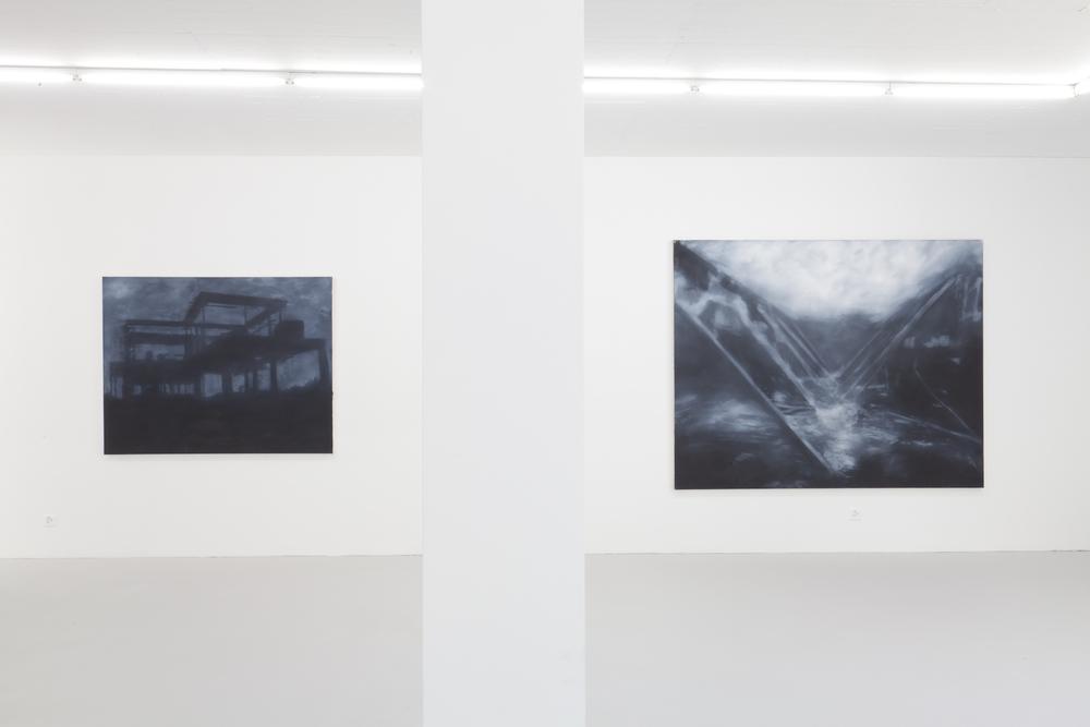 Greyscale, Galerie Clemens Gunzer, 2015