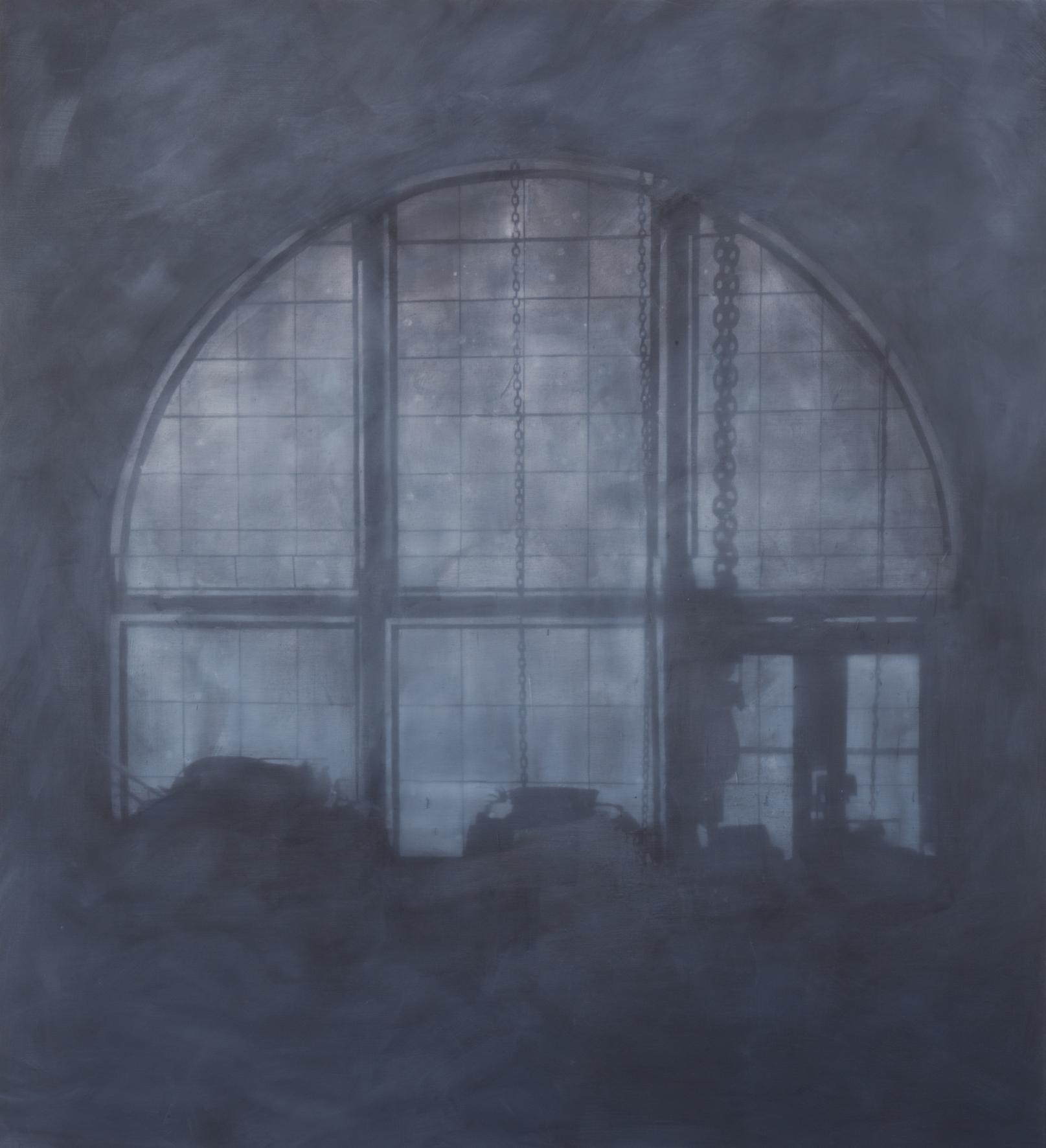 Looking towards the windows, 2014