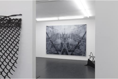 Untitled, Die Theatralik der Bedeutungslosigkeit, Galerie Steinek, 2013