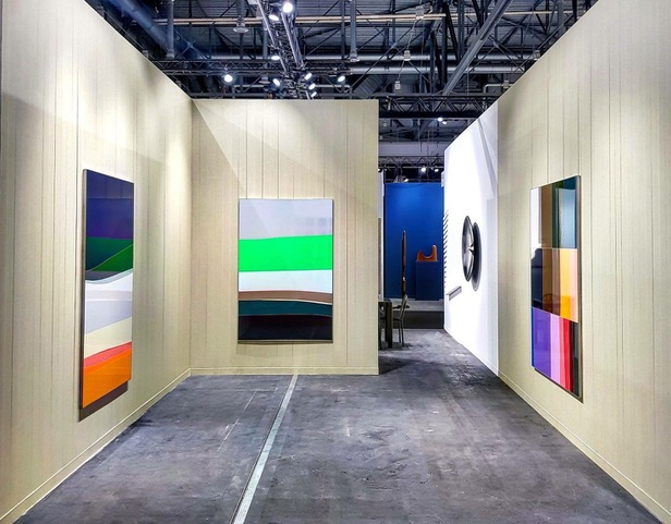 Art Genève, avec \ with Galerie Catherine Issert 2018