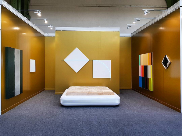 FIAC, avec \ with Galerie Catherine Issert, Paris, 2017
