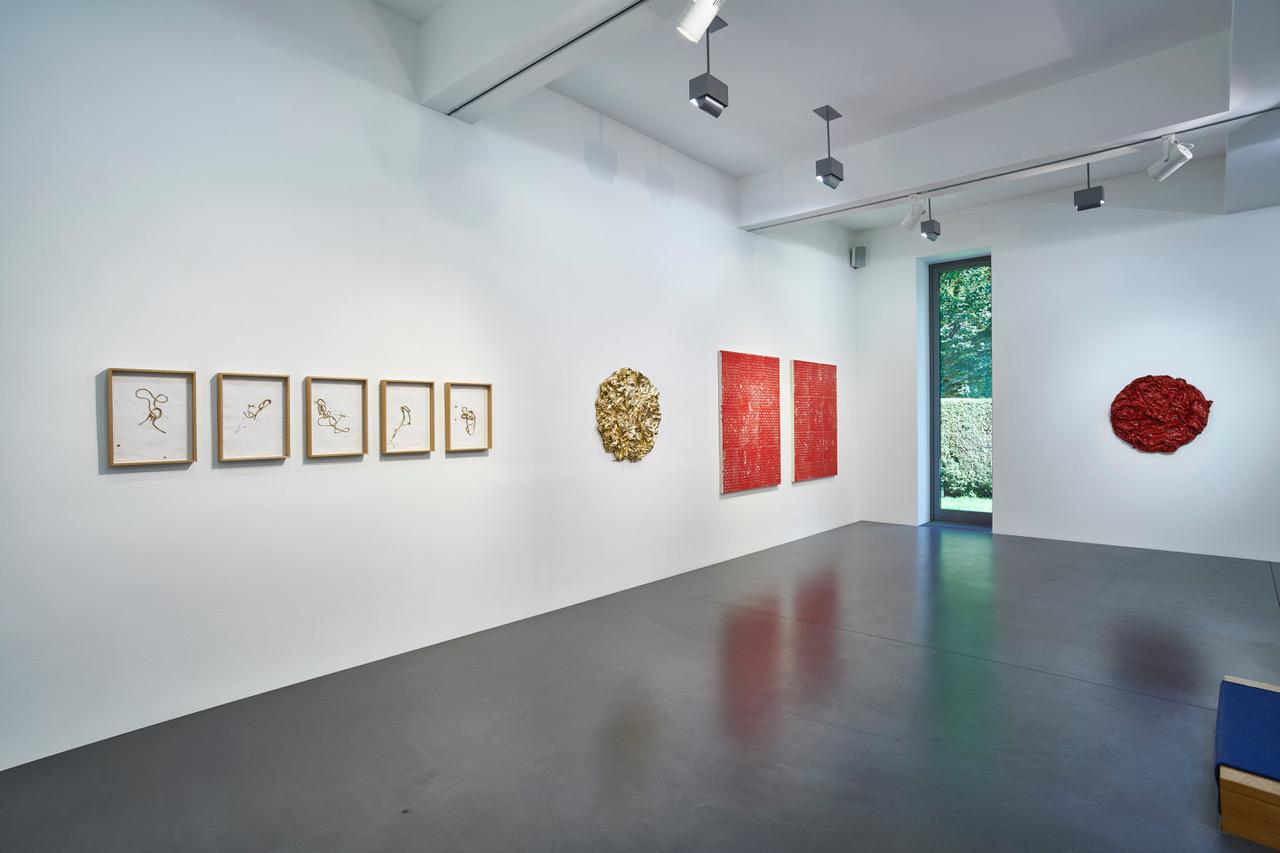 Surface Blues,Galerie Nikolaus Ruzicska, Salzburg,2017