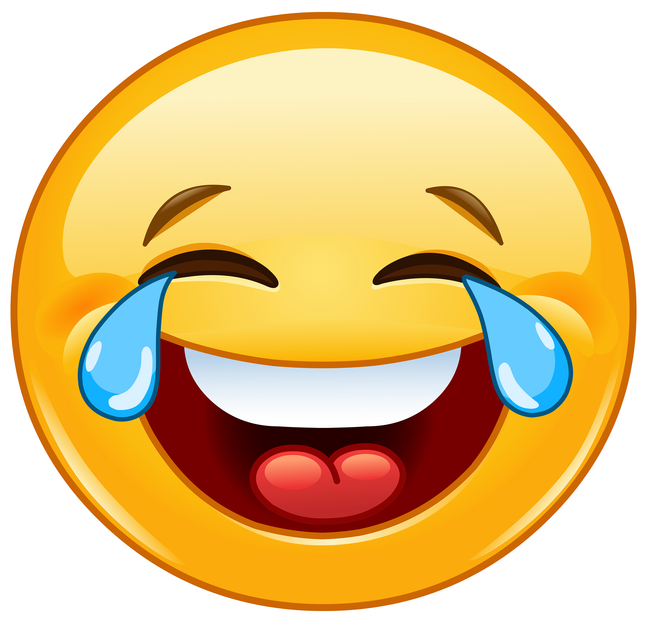Emoticon with tears of joy - Illustration.jpg