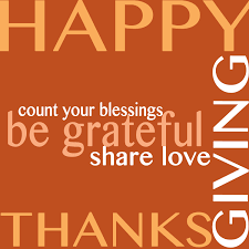 Happy Thanksgiving from CTHA!