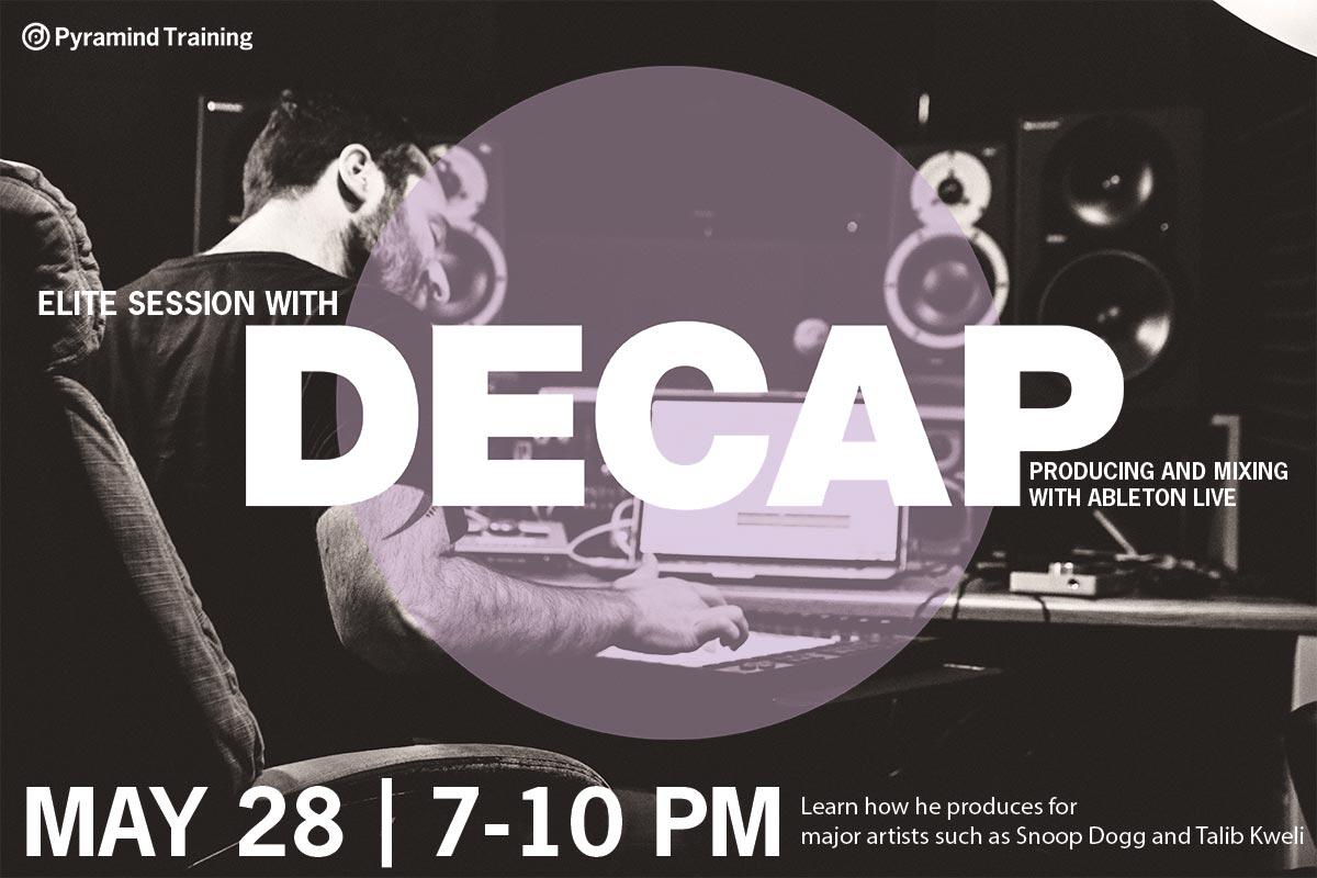 Decap-Event-Elite-Session