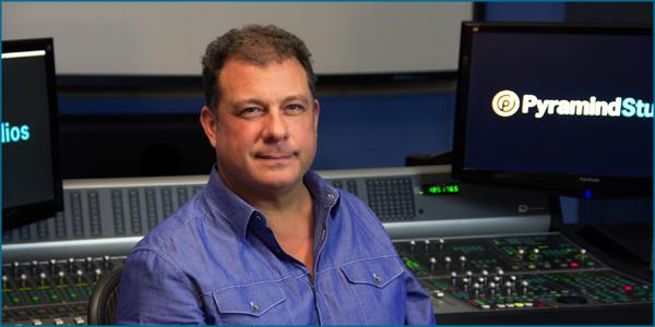 Clint Bajakian Composer Pyramind Studios