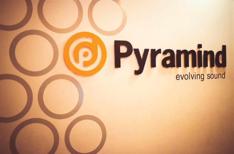 Pyramind Lobby