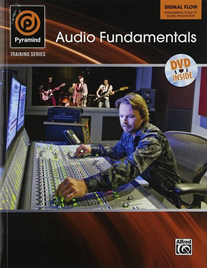 Pyramind Microphones 101 Audio Fundamentals Book