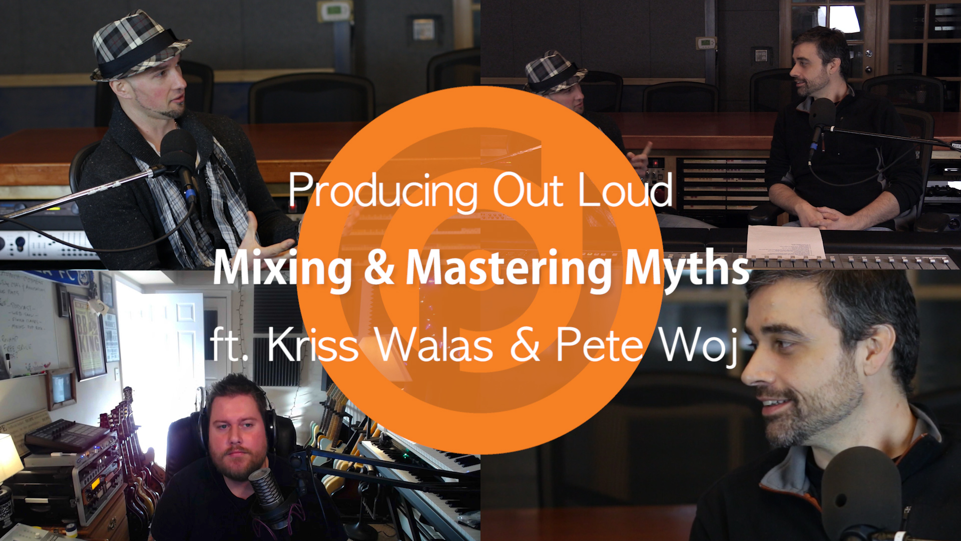 Mixing & Mastering Myths