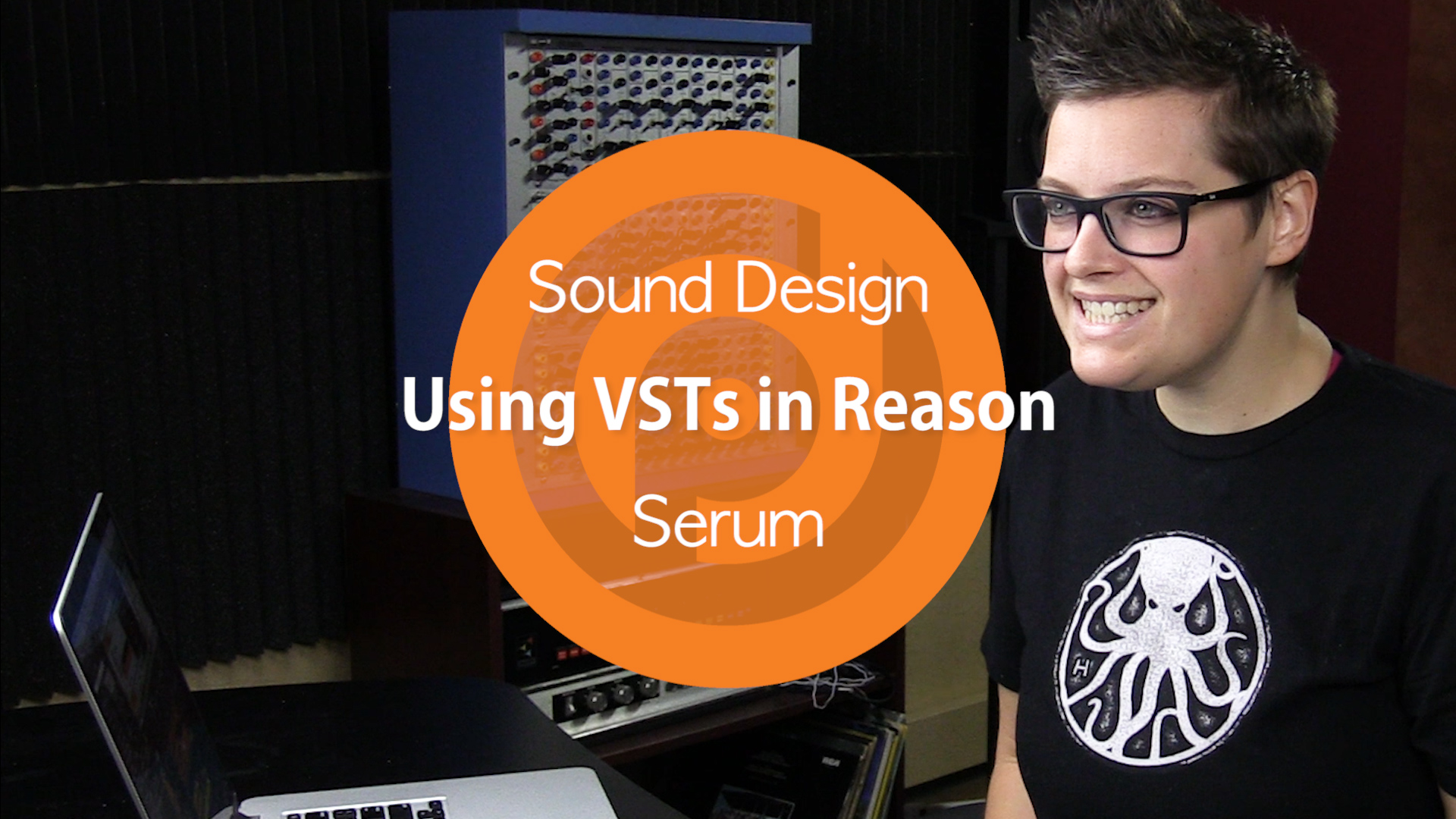 Using VSTs in Reason | Building a Riser in Serum