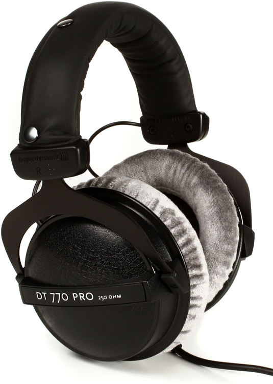 The Beyerdynamic DT 770 Pro