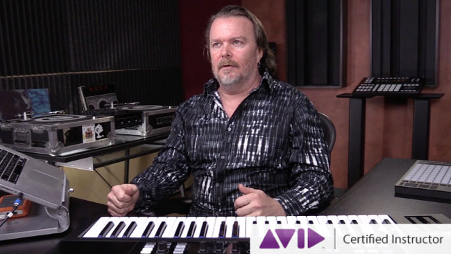 """Steve Heithecker - Audio 101, 110, 201 - In addition to years of experience in the music industry as an engineer and producer, Steve is one of the very few certified Pro Tools Experts on the planet and brings that skill and dedication to his position as chief Engineer at Pyramind Studios on a daly basis. Steve has recorded the orchestral parts for the games """"Iron Man 2"""", """"the Monks"""" for """"Halo - Anniversary"""