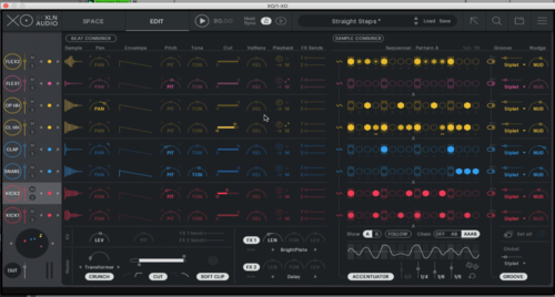 XLN Audio releases XO - A New Kind of VST Drum Machine