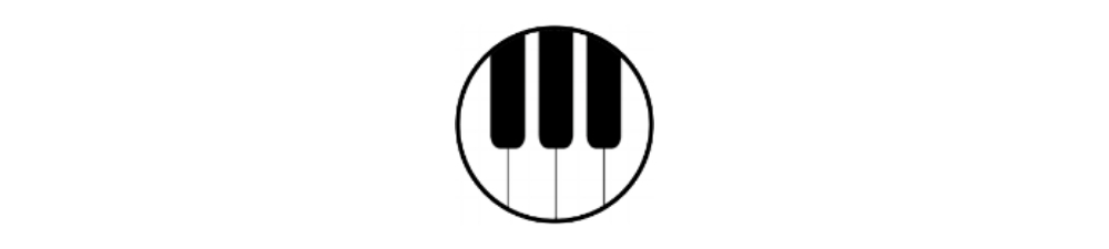 Piano - Piano 101 - Note familiarity, left-hand/right-hand practice, bass & chord/chord & melody performance. Piano 110 - Continued left-hand/right-hand intermediate practice, bass & chord/chord & melody techniques, melody composition and performance, song performances.