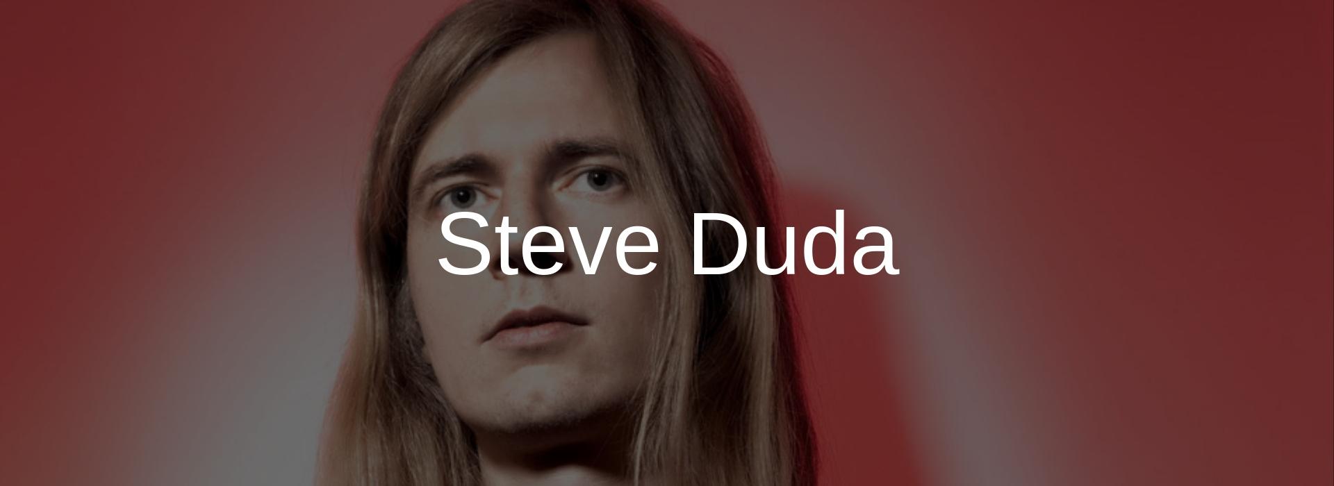 Steve Duda - Pyramind