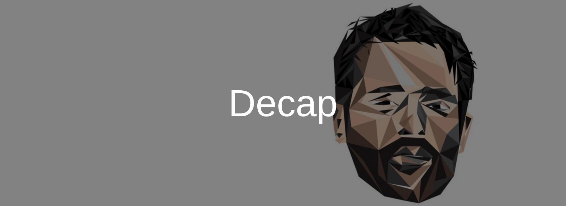 Decap - Pyramind