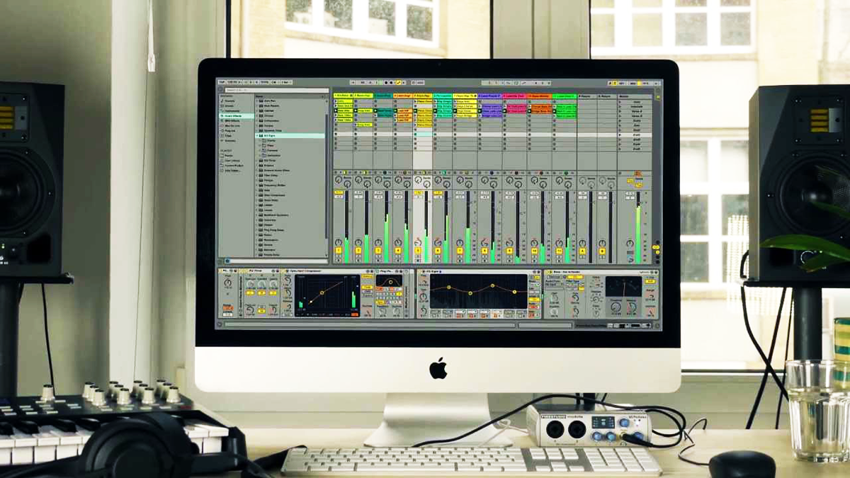 Ableton Live 101 - FREE Course