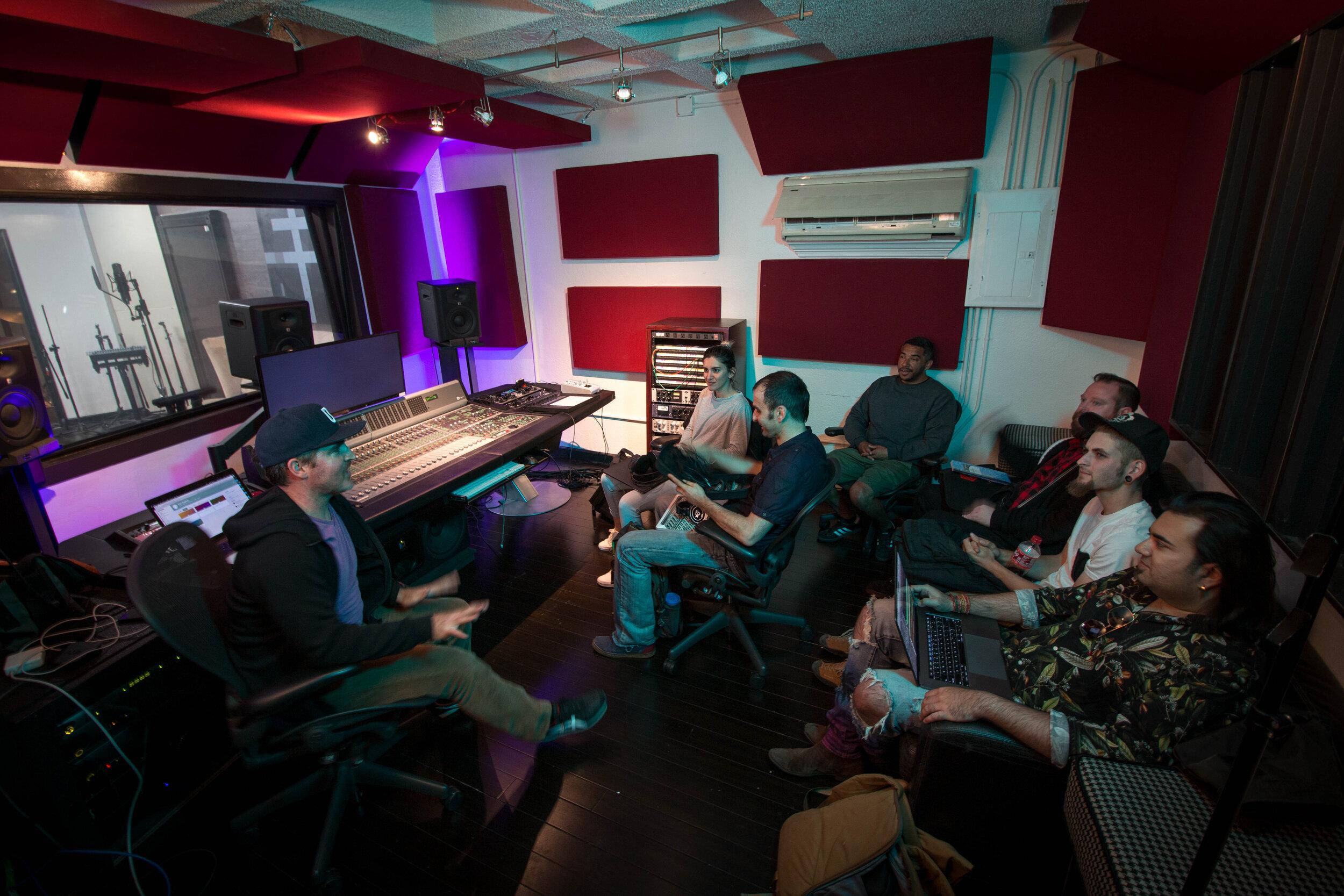 Studio A Gilbert St.