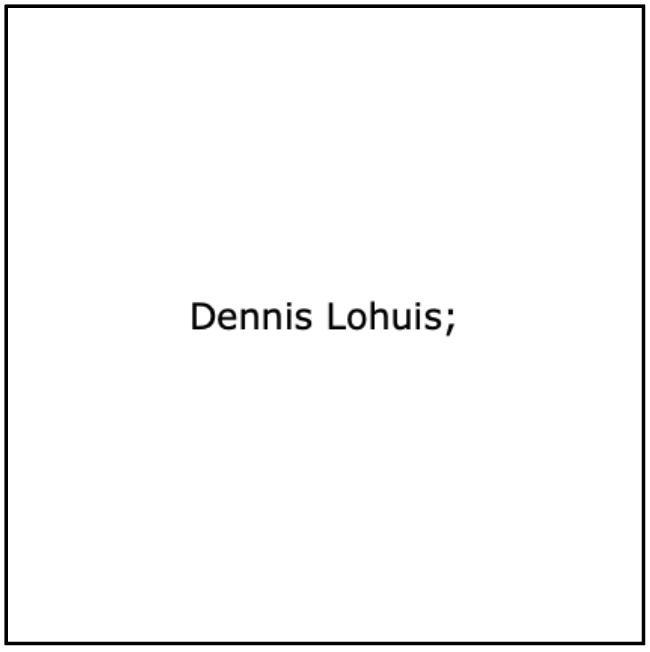 Dennis Lohuis