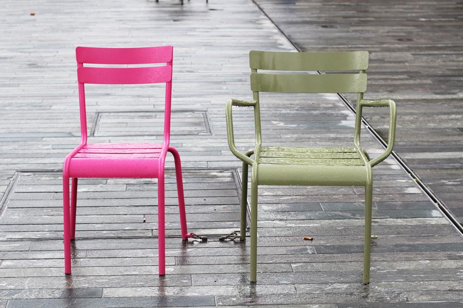 Chairs in Zurich
