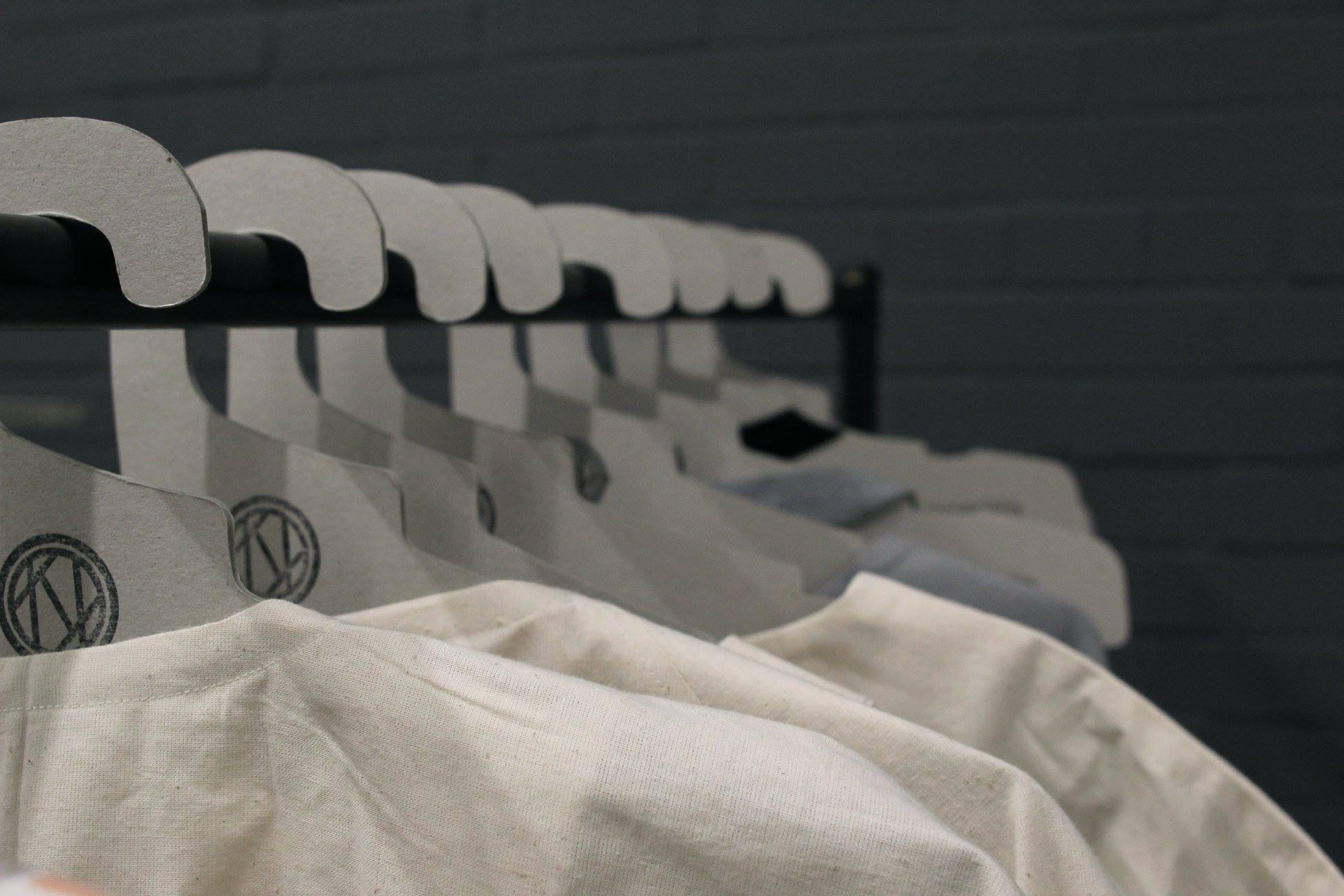 Kalopsia Apparel on Hangers