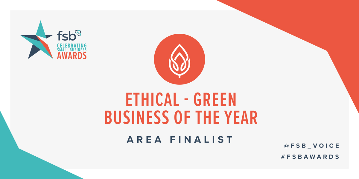 FSB Ethical green business shortlisted