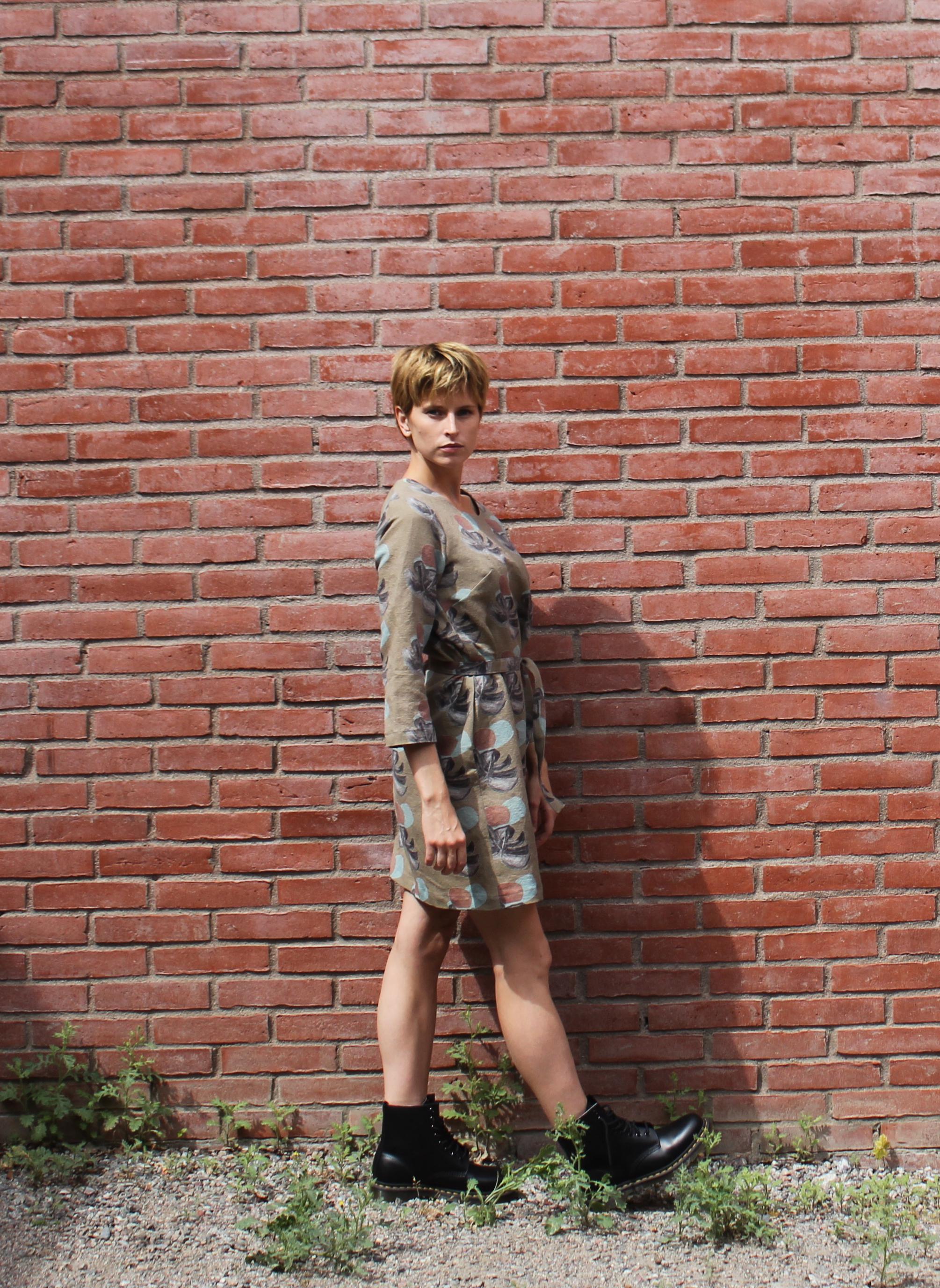 Liv dress  - Sarah Rich-Harrison