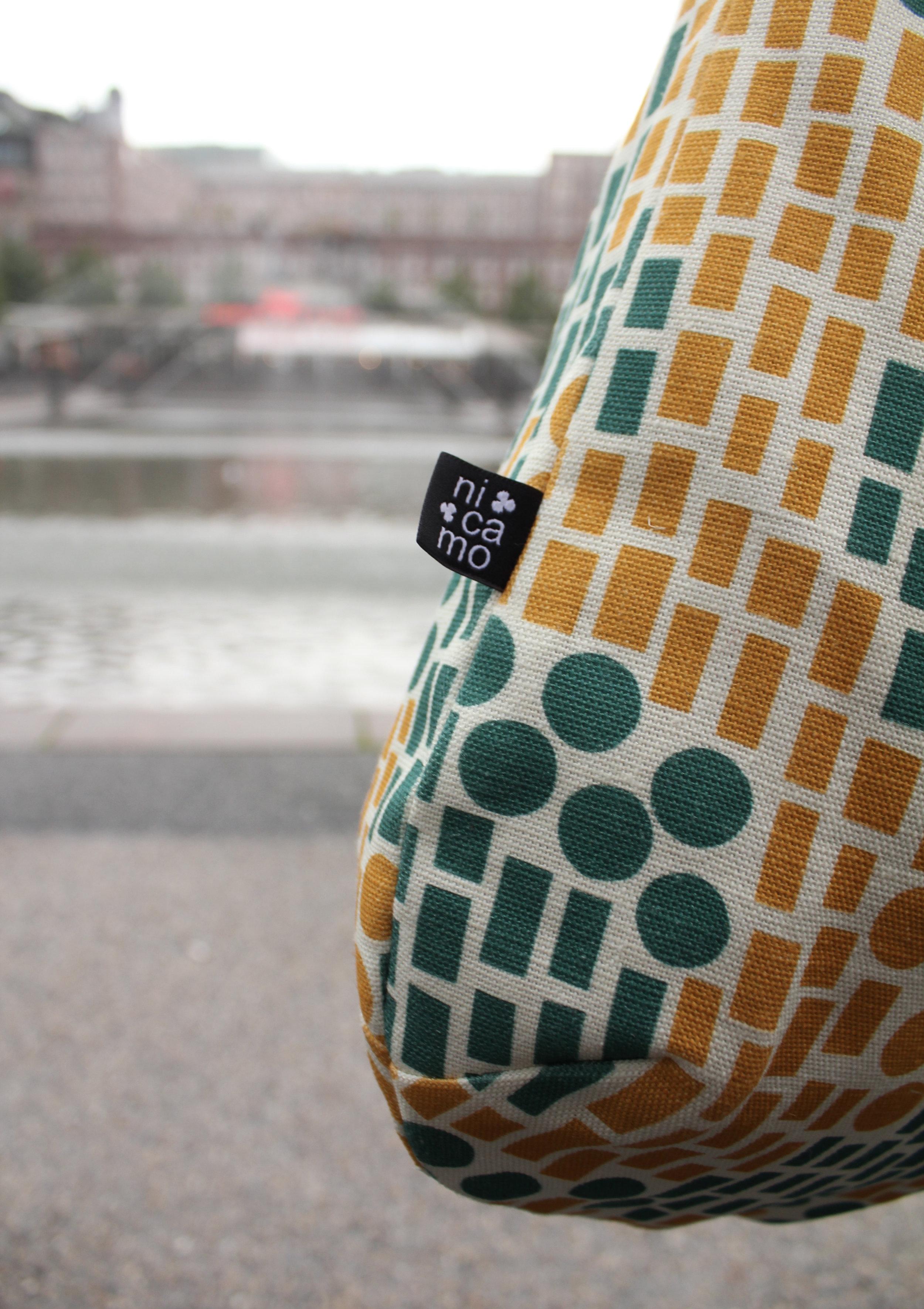 Stockholm bag  - Nicoma