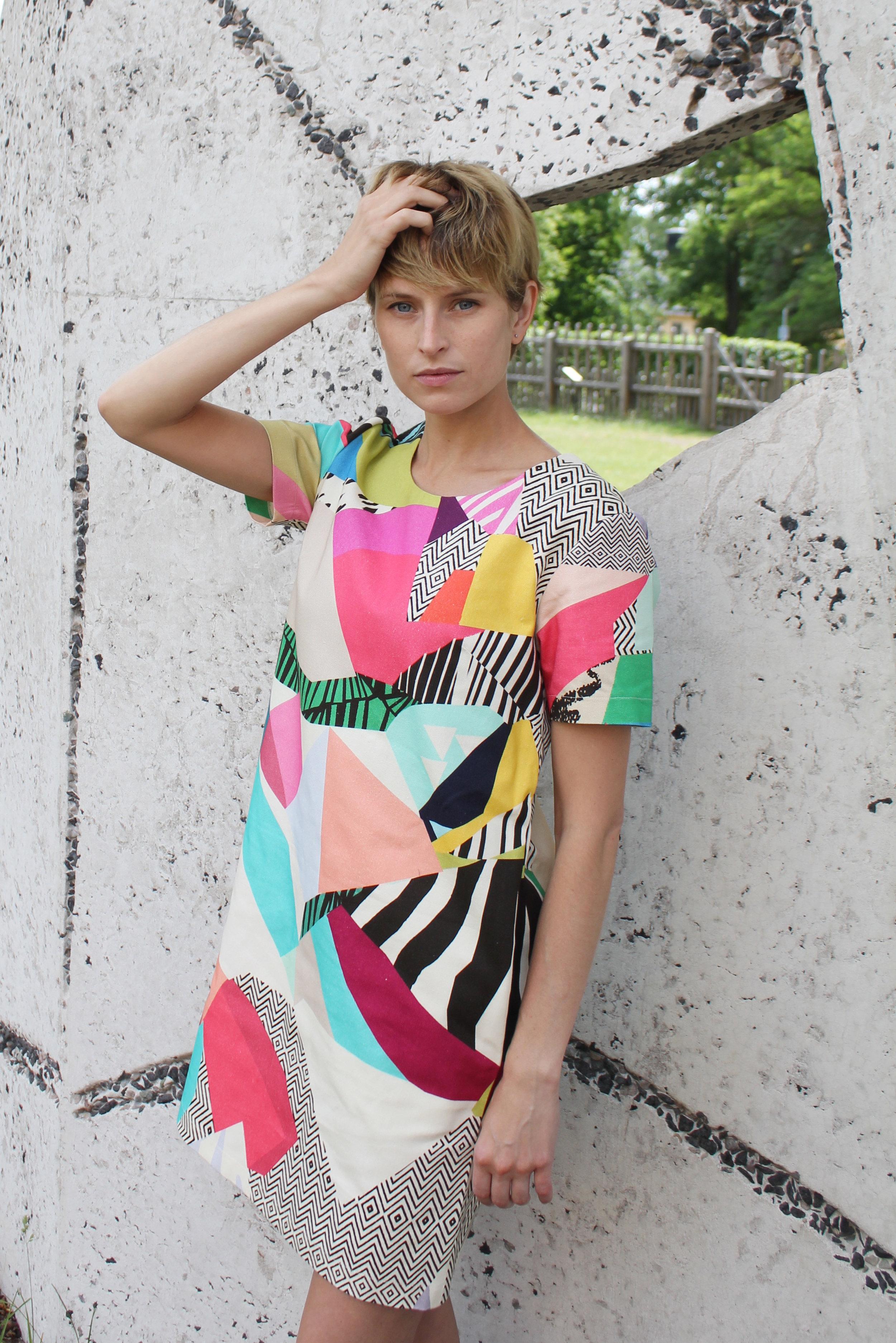 Liv dress  - Kitty McCall