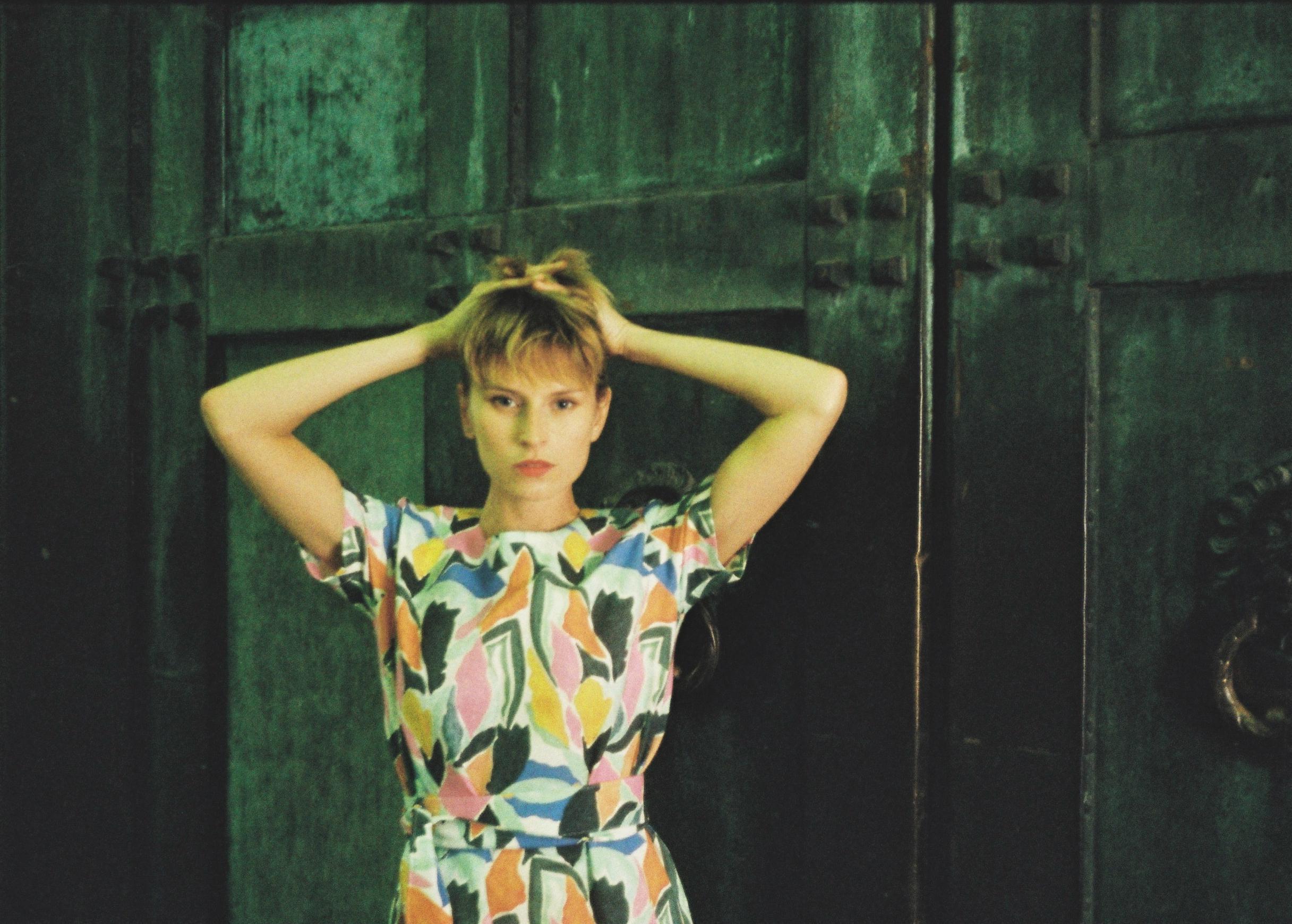 Liv dress -  Ellie Green
