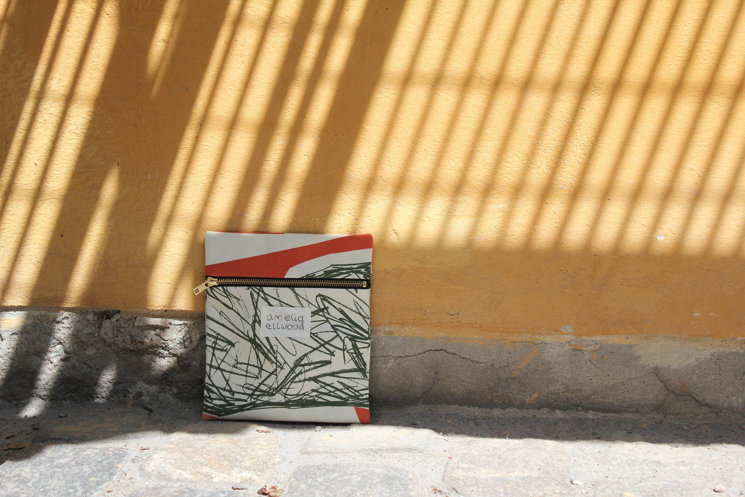 Wash bag  - Amelia Ellwood