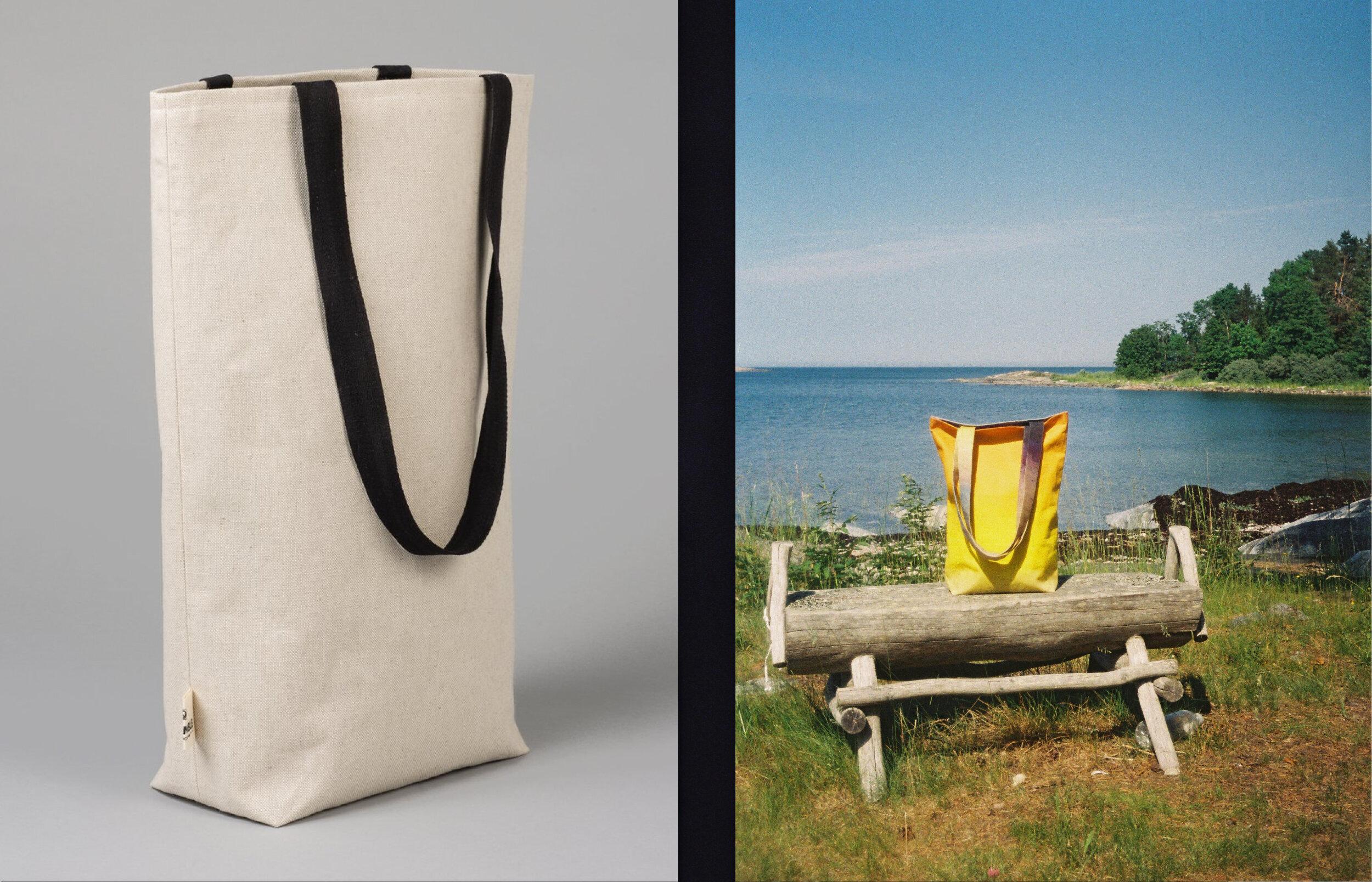 Boxed Tote Bag