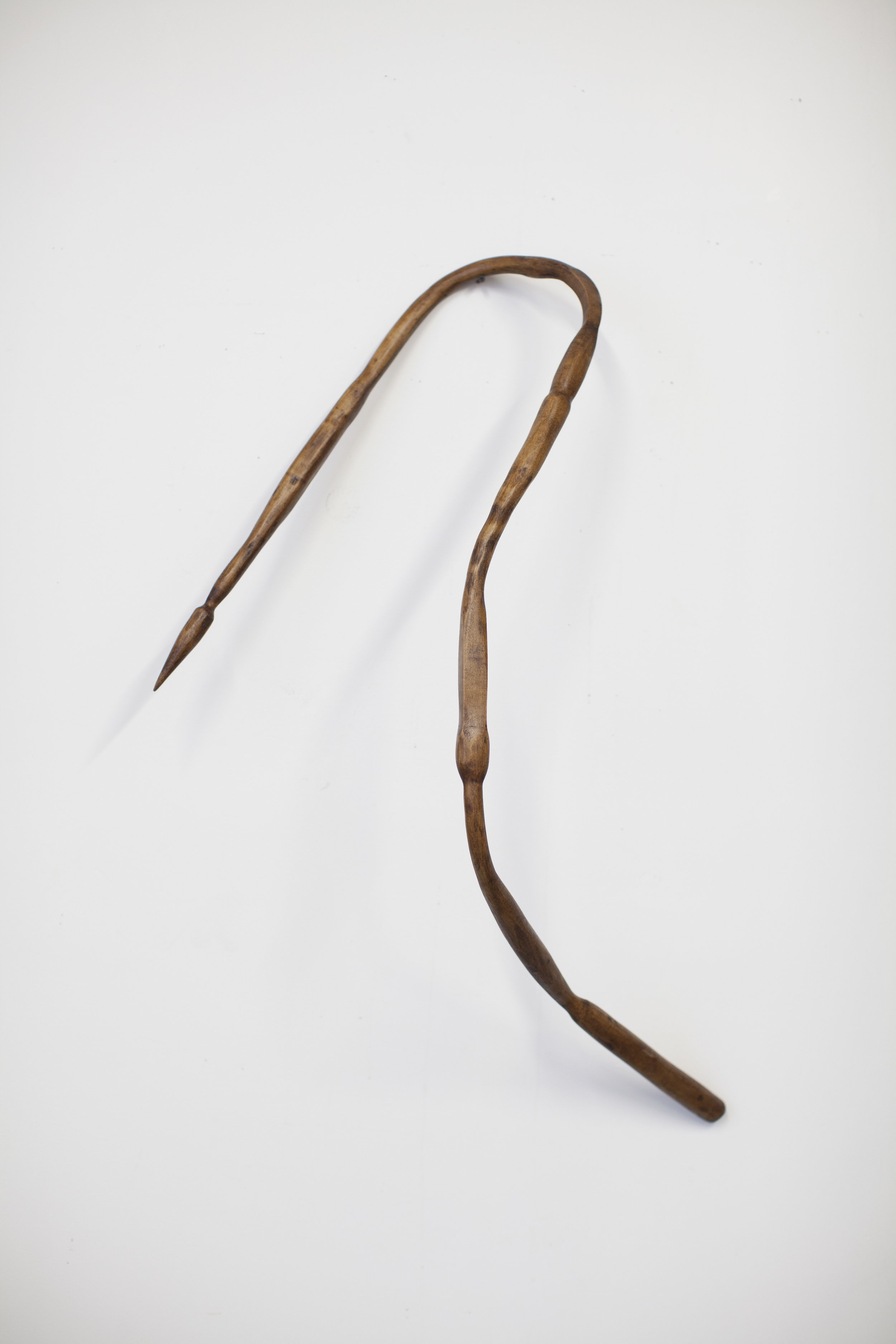 Bent Ash Wood, 2018, 27 x 40 x 13 inches