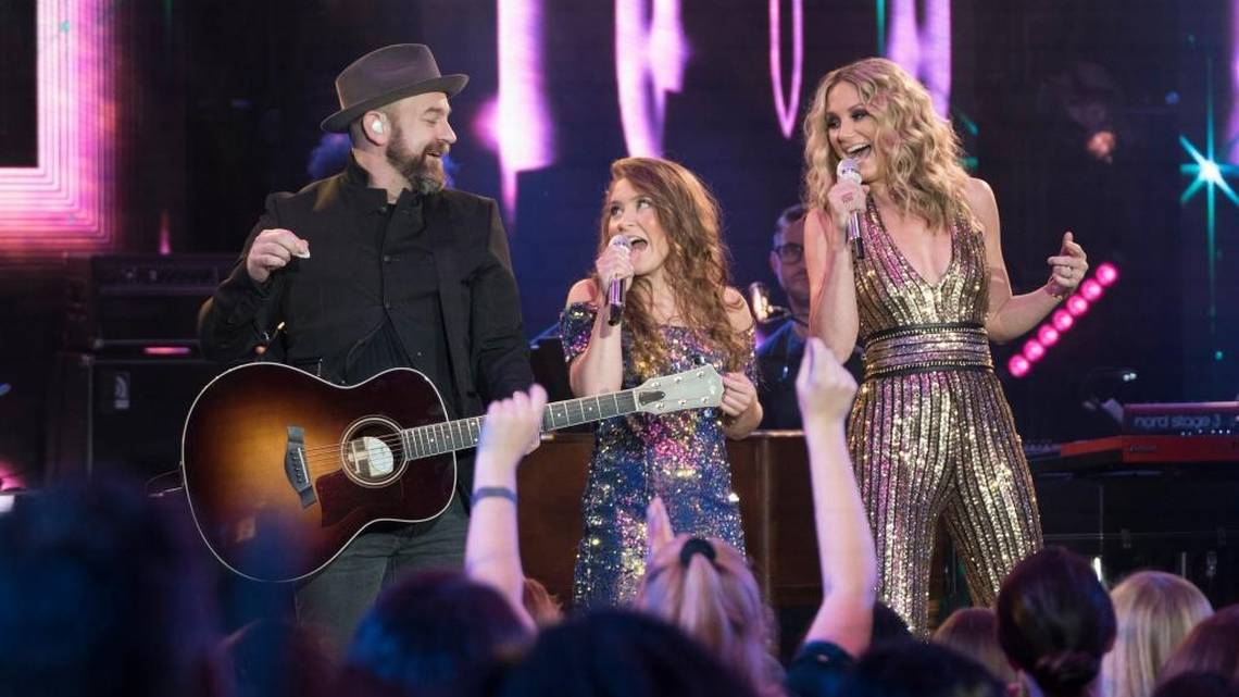 Layla Spring - Photo from ABC's American Idol (April 9th, Eric McCandless).