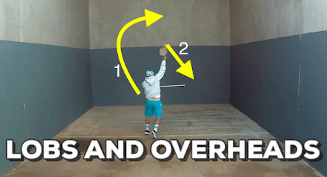 Wall Drills - No court needed!