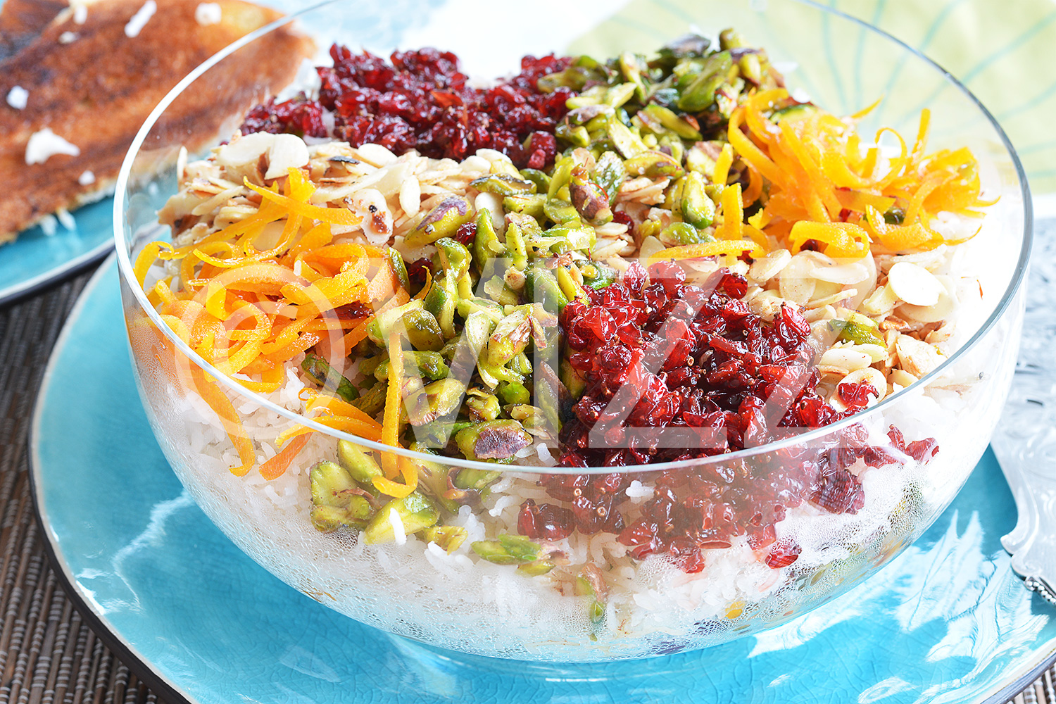 jewelled rice recipe