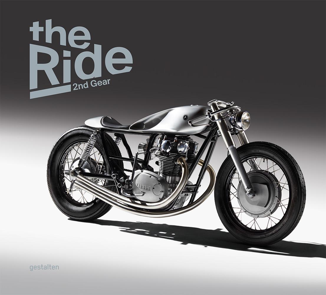 The Ride 2nd Gear, Gentlemen Edition, Gestalten, October 2015.