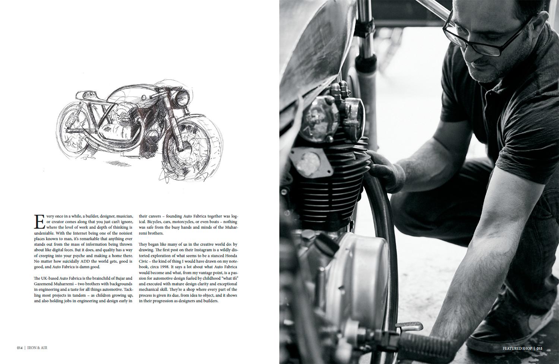 Iron & Air Issue 021.
