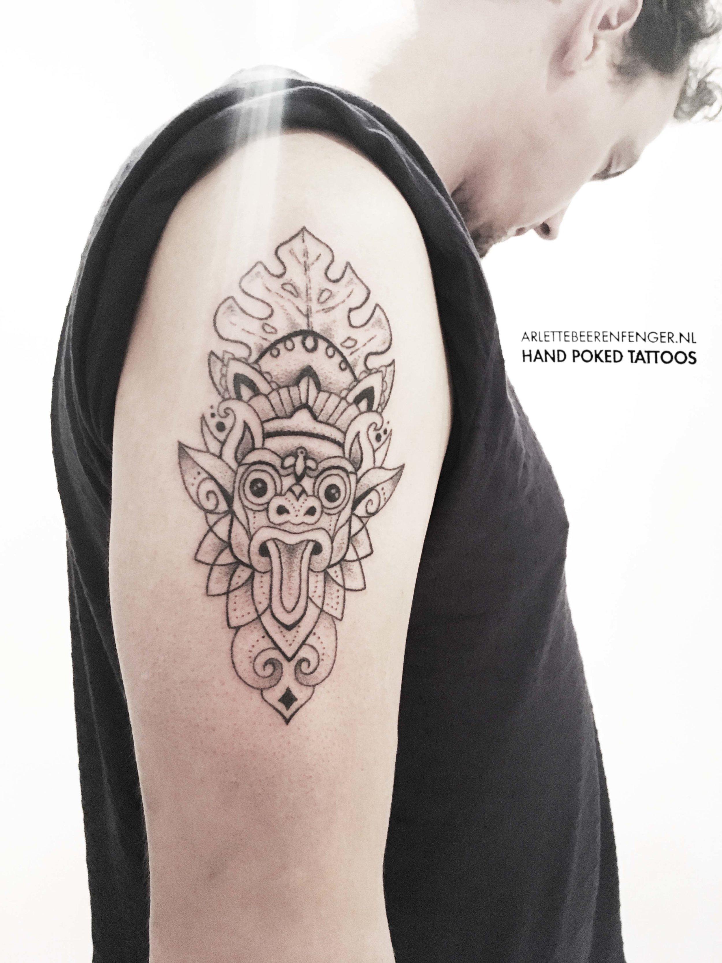 Tattoo Arlette Beerenfenger