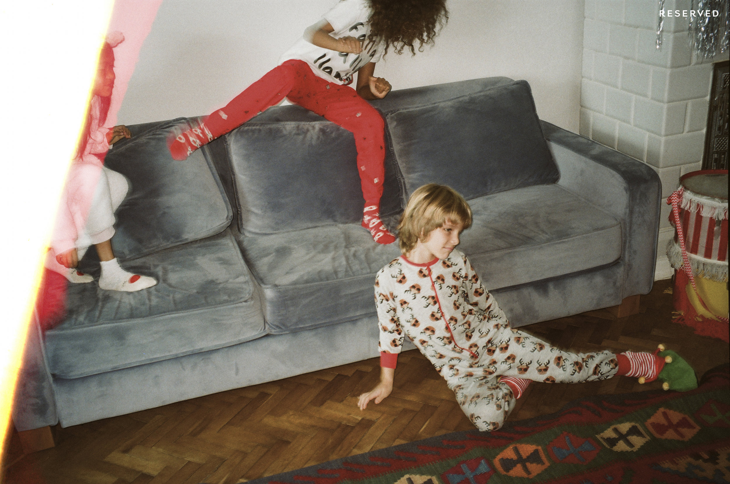 Reserved Kids Christmas 2018 Campaign