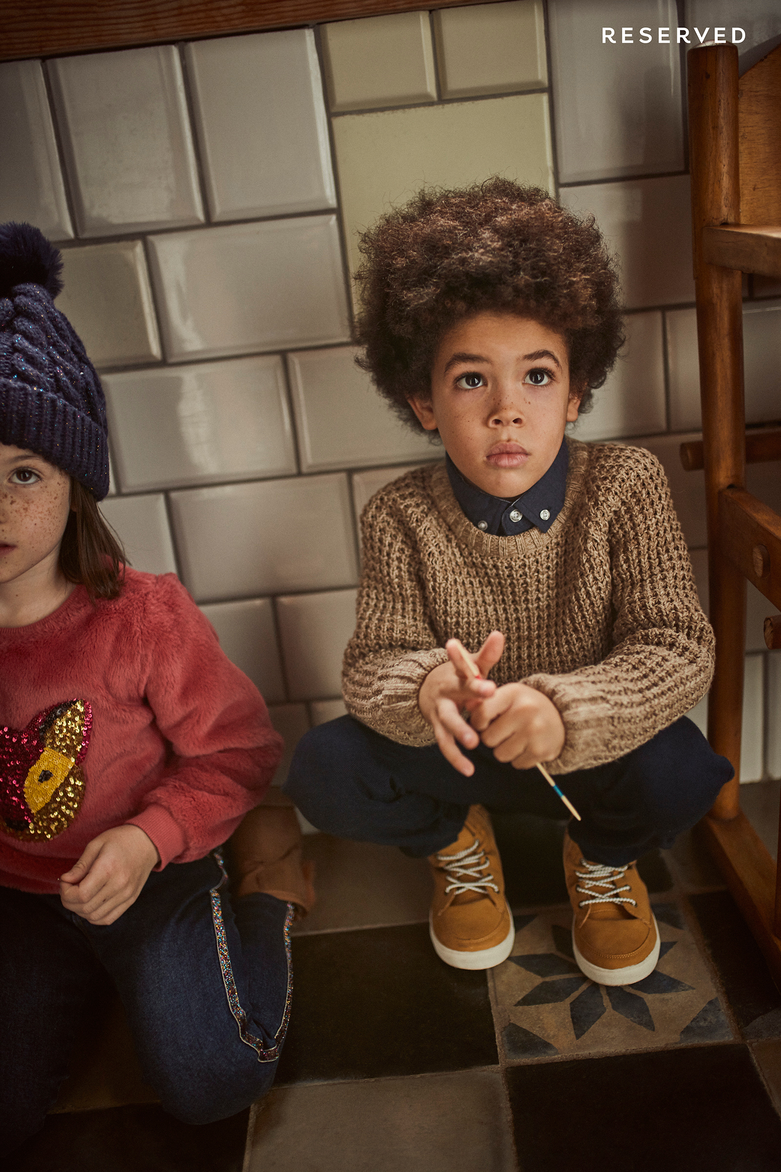 Reserved Kids Cosy Winter 2019