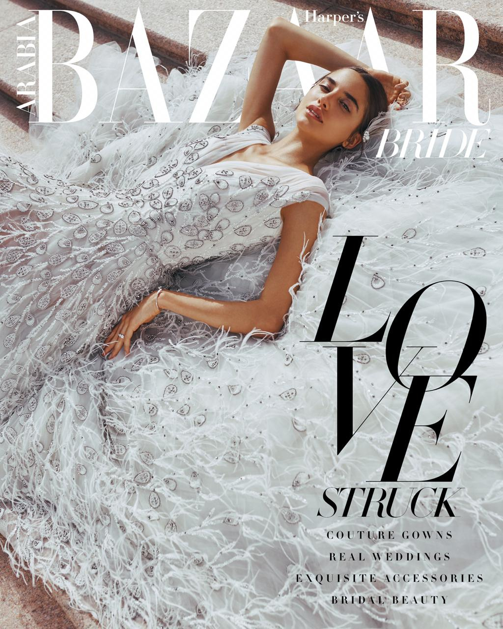 Harper's Bazaar Arabia Bride 2019